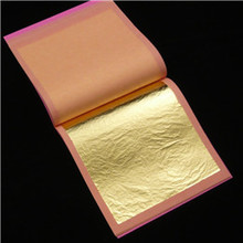 edible gold leaf sheets    edible gold leaf sheets for cakes