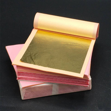 edible gold leaf sheets     24k gold leaf sheets