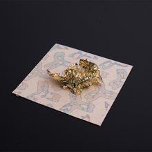 genuine gold leaf sheets