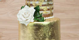 gold leaf sheets for cakes decoration