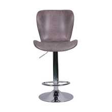 Leather bar stool chair supplier