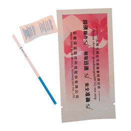 hcg test strip