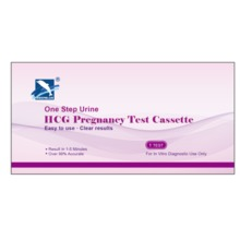 colloidal gold pregnancy test