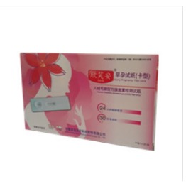 urine pregnancy test in China