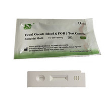 FOB Fecal Occult Blood One Step Rapid Test Cassette