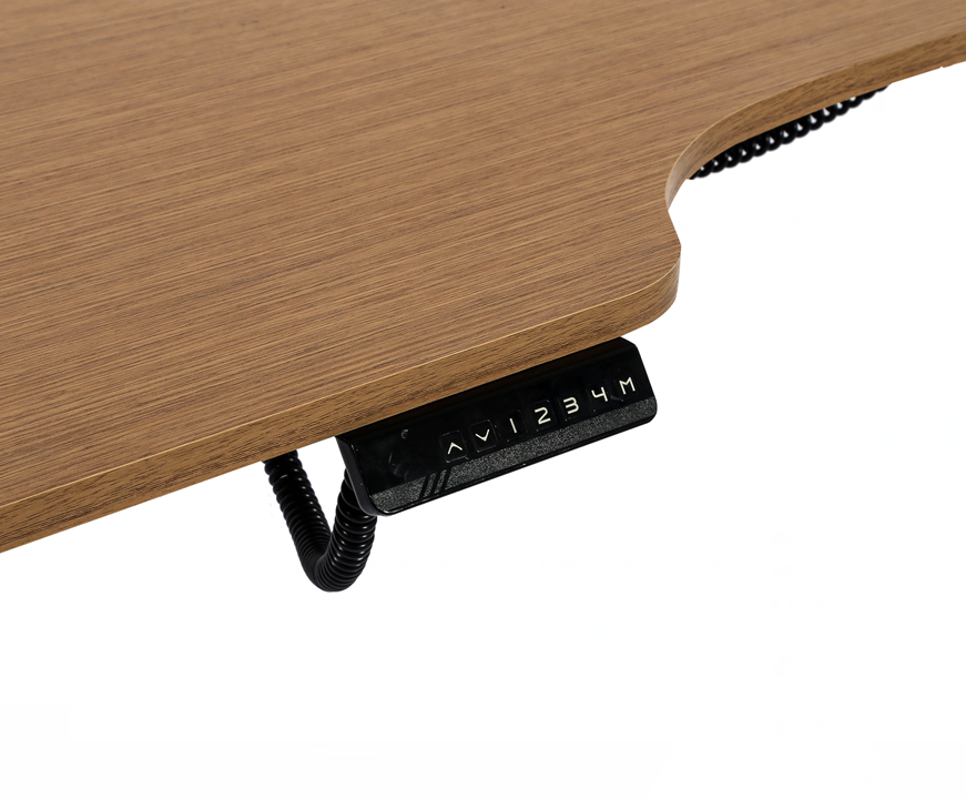 Product Dual Motor Electric Stand Up Desk A7 Height