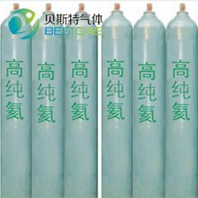 high purity helium gas