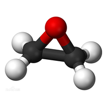 Ethylene oxide gas for sterilization