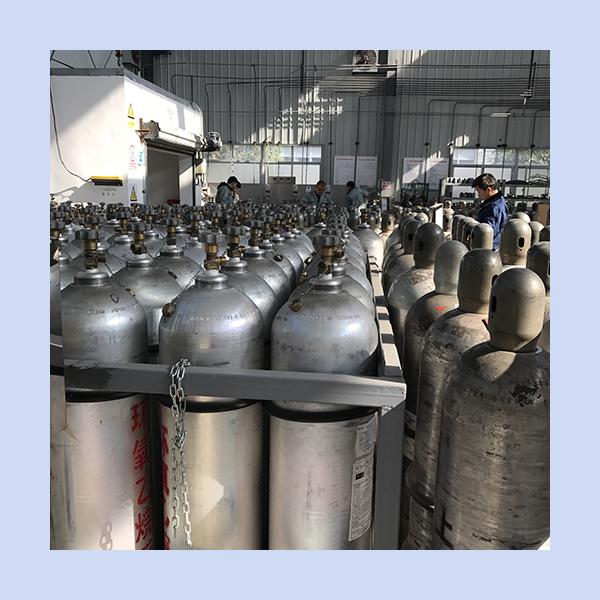 High Purity 99.9% Ethylene Oxide Gas Medical Gas Eto Gas