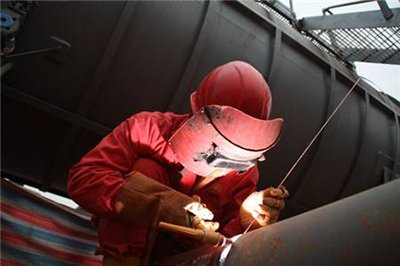 welding high purity argon gas