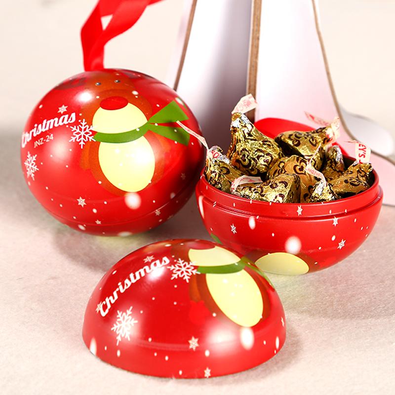 weihnachten liebe obst runde ball dose bl tenblatt aus kuchen dosen gewebe dose oval. Black Bedroom Furniture Sets. Home Design Ideas
