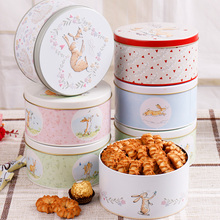 Cookie Tins Biscuit Tin Box Red Cookie Tin Plaid Cookie Tins