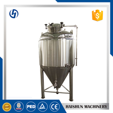used stainless fermenter