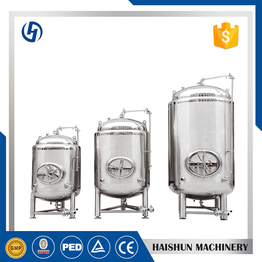 Stainless Steel Bright Tank