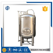 fecylindro conical fermenter   cold liquor tank