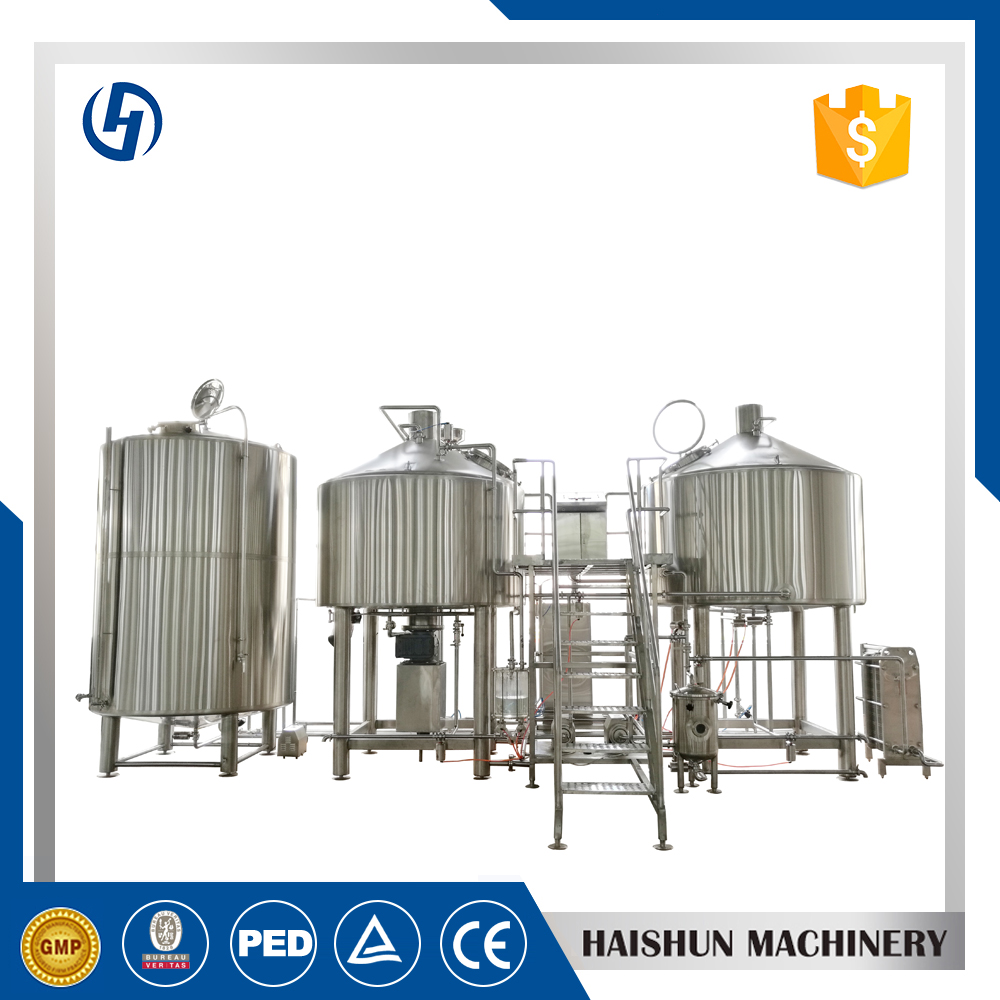 stainless steel wine fermenter