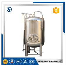 beer brewing fermenter in house brewery