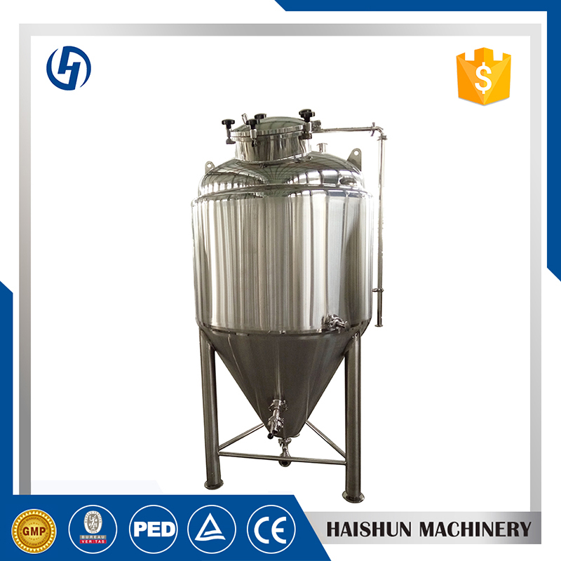 beer keg fermenter    copper conical fermenter