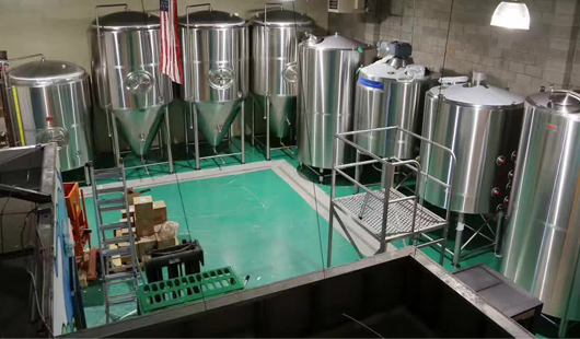 brewery in Canada