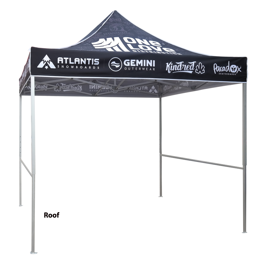 10ft Aluminum Pop Up Tent ...  sc 1 st  Roll Up DisplayPop Up DisplayCounter Display System-wksdisplay.com & Product - 10ft Aluminum Pop Up Tent with GraphicTentpop up display ...