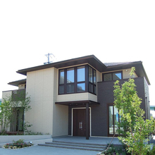 China Luxury Prefab House Building Modern Prefabricated Villas