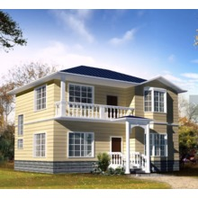Waterproof steel prefab house Low Cost prefabricated house with good quanlity