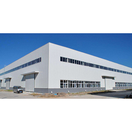 Quick assembly Prefabricated Workshop Warehouse Steel Structure