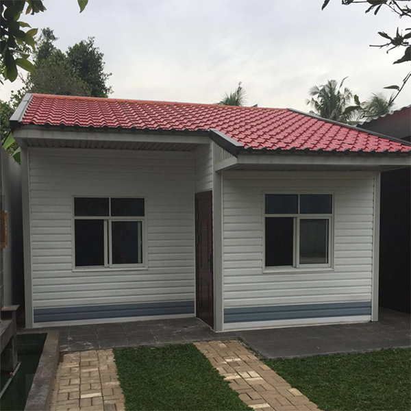 luxury prefabricated houses out looking