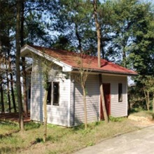 Small modern prefab homes customized ready made house manufacturers