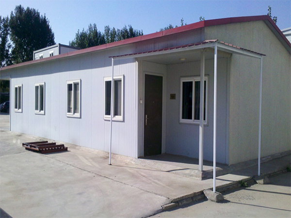 Customized style of small prefabricated homes for sale