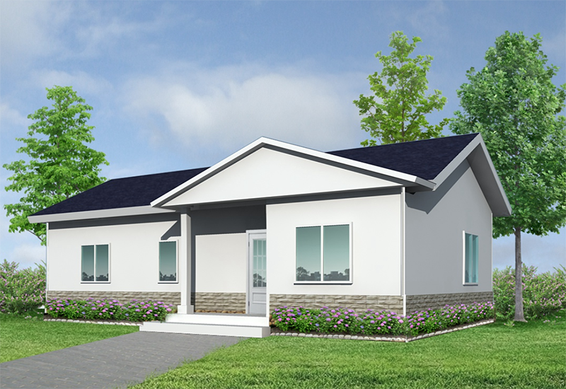 prefab steel homes for sale