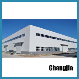 Light steel prefabricated workshop buildings prefab workshop