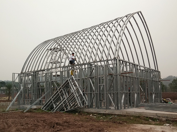 light gauge steel framing system