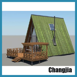Small light steel frame house light steel homes south africa