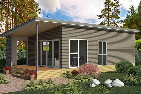 prefab manufactured homes