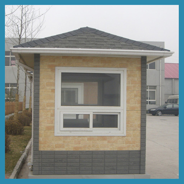 customized style of prefab metal houses