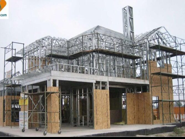 lightweight steel framing systems