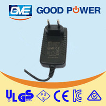 24V 1.5a wall plug power adapter