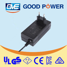 24v 2a desktop europe plug power adapter