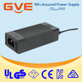 24v 2.5a gve ac dc power adapter