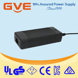 GVE 24v 6a desktop AC DC power adapter