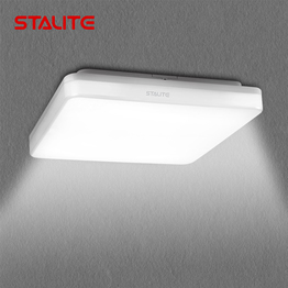 led ceiling light glass