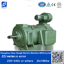 ZZJ 810 dc  motor for mill auxiliary  made in china