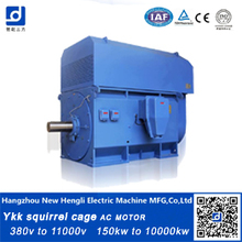 High quality High Voltage Motor squirrel cage ac motor
