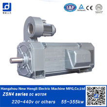 high quality ZSN4 DC MOTOR for cement rotary kiln of ccemetery factory