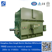 haigh quality high voltage slipring motors made in china for cemetery