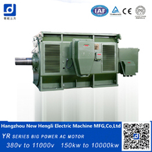 haigh quality high voltage wound rotor induction motors made in china