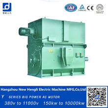 3 Phase Electric Motor Work