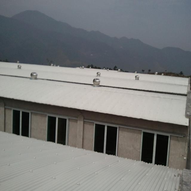 2017 Iso Life Span Warranty Plastic Roof Tile Fireproof