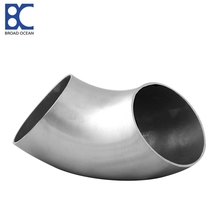 china manufacturer stainless steel elbow  stair pipe stainless steel elbow